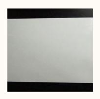 Mylar Sheet (31 cm x 12,7 cm)
