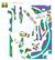 World Cup Soccer - Komplett plastset