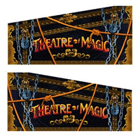 Theatre of Magic - Sidodekaler (2 st)
