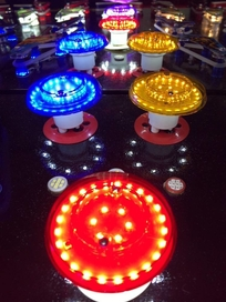 Bee Pop Bumper Cap Lighting