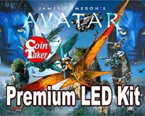 Komplett Premium LED kit - Avatar