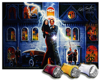 LED Playfield Kit - The Addams Family