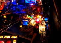 Twilight Zone - Slot Light Mod BLUE