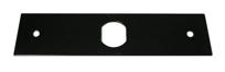 Data East/Early Sega Backbox Lock Plate