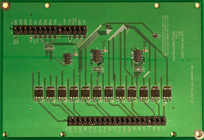 Auxiliary LED/Lamp Driver Board AS-2518-43