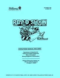 Road Show (Bally) - Manual