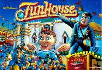 Funhouse - Translite