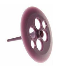 Bumper Skirt (Purple)