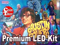 Komplett Premium LED kit - Austin Powers