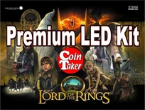 Komplett Premium LED kit - Lord of the Rings (Stern)