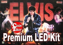 Komplett Premium LED kit - Elvis