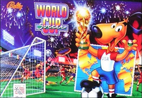 World Cup Soccer - Super Flasher LED kit