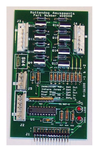 Williams 8 Driver Board