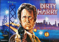 Dirty Harry - Playfield LED GI kit