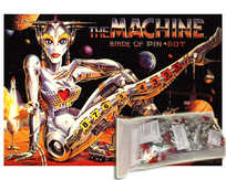 Komplett Premium NON-GHOSTING LED kit - The Machine: Bride of Pinbot
