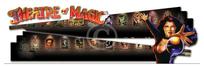 Theatre of Magic - PinBlades™ (Interior Panel Decal Set)
