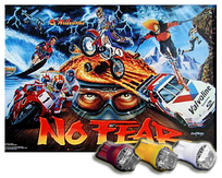 LED Playfield Kit - No Fear
