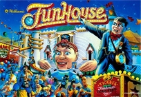 Funhouse - Playfield LED GI kit