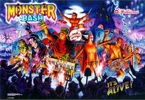 Monster Bash - PREMIUM LED Playfield kit