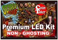 Komplett PREMIUM LED kit - Scared Stiff