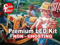 Komplett Premium LED kit - Road Show