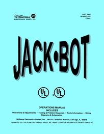 Jackbot (Williams) - Manual
