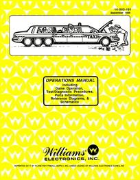 Taxi (Williams) - Manual