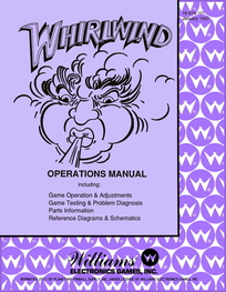Whirlwind (Williams) - Manual