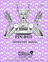 Pinbot (Williams) - Manual