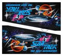 Star Trek: The Next Generation - Side Art (2 pcs)