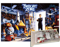 Komplett Premium NON-GHOSTING LED kit - Twilight Zone
