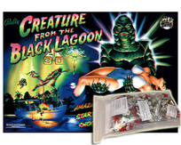 Komplett Premium NON-GHOSTING LED kit - Creature from the Black Lagoon