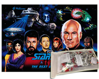 Komplett Premium NON-GHOSTING LED kit - Star Trek: The Next Generation