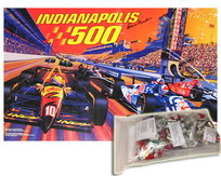 Komplett Premium NON-GHOSTING LED kit - Indianapolis 500