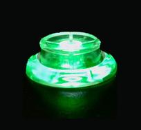 Stern LED Flipper Button Kit - GREEN