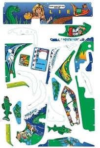 Fish Tales - Komplett plastset