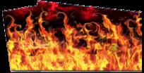 AC/DC - PinBlades™ (Interior Panel Decal Set)