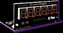 6-siffrig LED Display för tidiga Bally/Stern spel - ORANGE