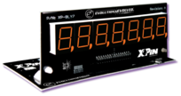 7-siffrig LED Display för Bally/Stern spel - ORANGE