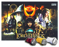 LED Playfield Kit - Lord of the Rings