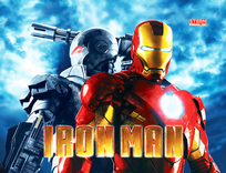 Komplett Premium LED kit - Iron Man