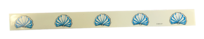 Fish Tales - Sea Shell Topper Decal