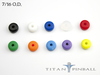 "Titan Competition Silicone Rings 7/16"" OD (23-6535)"