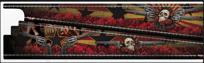 Guns N' Roses - PinBlades™ (Interior Panel Decal Set)