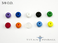 "Titan Competition Silicone Rings 3/8"" OD (23-6626)"