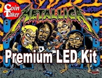 Komplett Premium LED kit - Metallica
