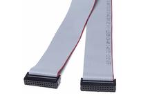 "Ribbon Cable 26 pin, 34"" (87 cm)"