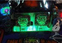 Monster Bash - Frankenstein Targets Light Mod