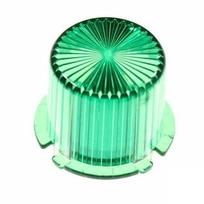 Plastic Light Dome, vridfäste - Grön