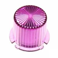 Plastic Light Dome, vridfäste - Lila